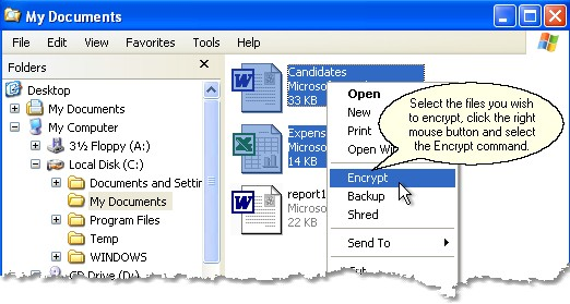 Click to view Kryptelite 8.2.5 screenshot